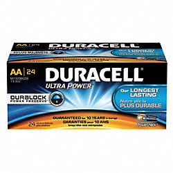 Battery, AA, Performance Alkaline, PK 24