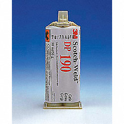 Epoxy Adhesive, Duo-Pak, 200 mL, PK12