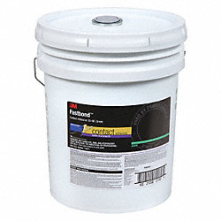 Contact Adhesive, Pail, 5 gal, Green