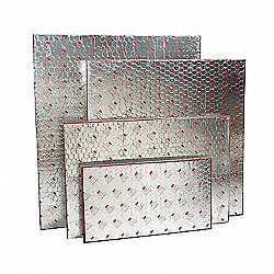 Fire Barrier Composite Sheet, 41 x 36 In.