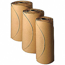 PSA Disc Roll, No Hole, 6 In, P100G, PK500