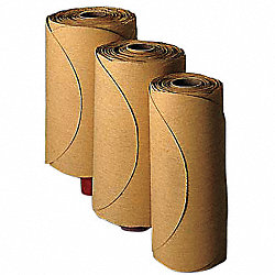 PSA Disc Roll, Multihole, 6 In, P400G, PK500