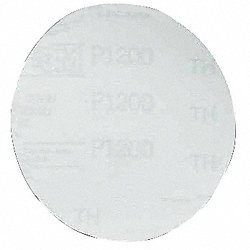 Disc, Sanding, NoHole, 5 in, SF, P600G, PK400