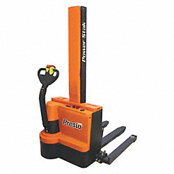 Fork Over Bse Stacker, 2200 lb, 62 In Lift