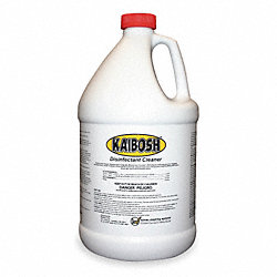 Cleaner and Disinfectant, PK 4