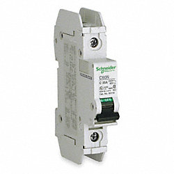 Circuit Breaker, Lug, C60N, 1Pole, 5A