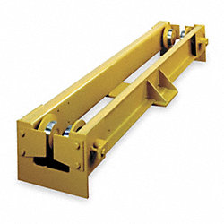 Bridge Crane End Truck Kit, 6000 Lb Cap