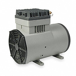 Air Compressor, 3/4 HP, 3.78 CFM, 115 V