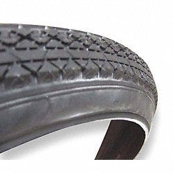 Bicycle or Tricycle Tire, 26 In. Dia.