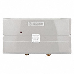 Electric Tankless Water Heater, 240V