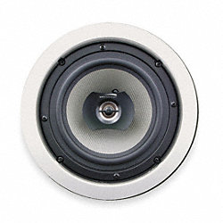 Speakers, 5 1/4 In, In-Ceiling, PK 2