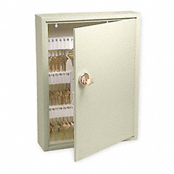 Key Control Cabinet, Keyable, 65 Keys