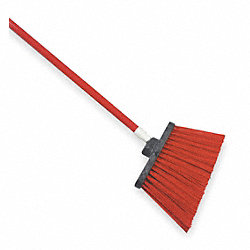 Angle Broom, 54 In. OAL, 7In. Trim L