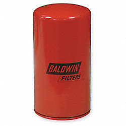 Hydraulic Filter, Spin-On, 7 7/32 In L