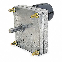 24 VDC Parallel Shaft Gearmotor, 8 RPM