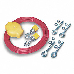 Cable Tension Kit, 98 ft. L