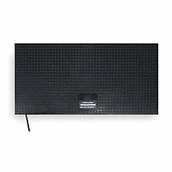 Safety Switch Mat, 5m Cable, 48In x 24In