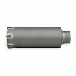 SDS Plus Core Bit, 1 1/2  In, 3 In D