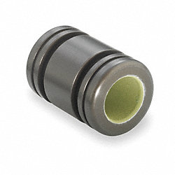 Plain Bushing Bearing, Closed, ID 0.750 In