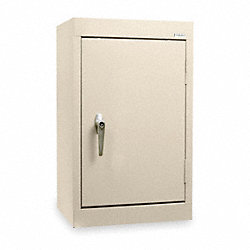 Wall Mount Cabinet, Welded, Beige