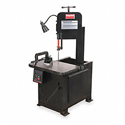 Vertical Band Saw, Dry, 115V, 1 HP