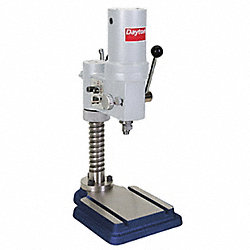 Micro Drill Press, 7 7/8, 2000-12000 RPM