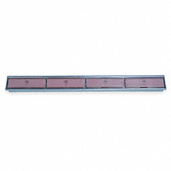 Ceramic Emitter Infrared Heater, 2.6kW