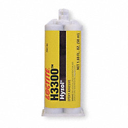 Acrylic Adhesive, 2-Part, 50mL, Yellow