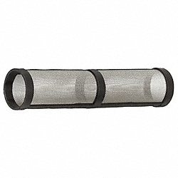 Manifold Short Filter, 60 Mesh, Black