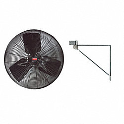 Air Circulator, 18 In, 3480 cfm, 115V