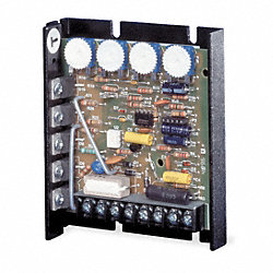 DC Variable Speed Control, Analog