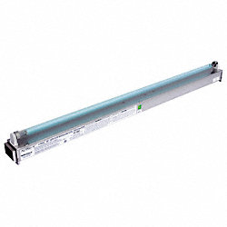 Ultraviolet Fixture, Length 26 1/2 In.
