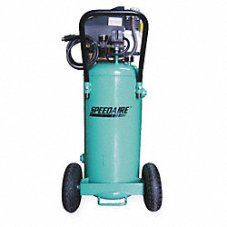 Air Compressor, 2.0 HP, 120V, 200 psi