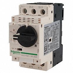 Schneider Electric Manual Motor Starter Iec 20 To 25a 600v