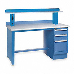 Technical Workbench, 60Wx30Dx35-1/4In H