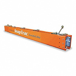 Crane Monorail Kit, 1000 Lb Cap, 12 Ft L