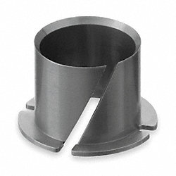 Flanged Bearing, 3/16 IDx3/16 In L, Pk 5