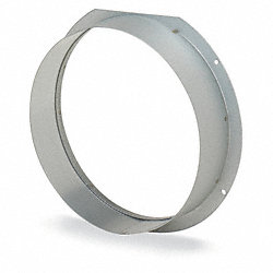 Exhaust Condenser Flange, 10 In. Dia.