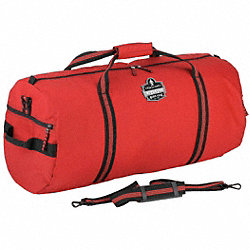Duffle Bag, Red