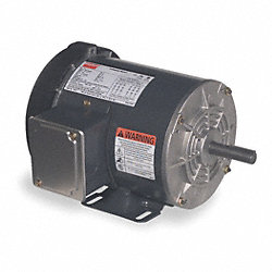 Mtr, 3 Ph, 2 HP, 1725, 208-230/460V, Eff 82.5