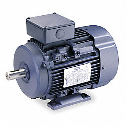 Metric Motor, 60/50 Hz, 230/460V, Ball, B3