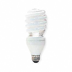 Screw-In CFL, 32W, T3, Medium