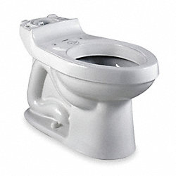 Siphon Flush Toilet, Floor, ADA, 1.6 GPF