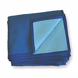 Quilted Moving Pad, 72 In. L, 6.9 lb., PK12
