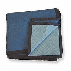 Quilted Moving Pad, 72 In. L, 6 lb., PK 6