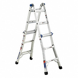 Multipurpose Ladder, Aluminum