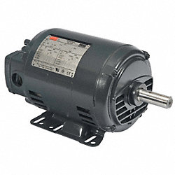 GP Mtr, 3Ph, ODP, 1.5HP, 1750rpm, 143-5T/56HZ