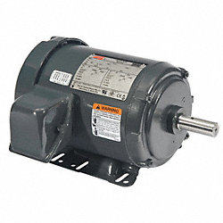 GP Mtr, 3Ph, TEFC, 2 HP, 1745rpm, 143-5T/56HZ
