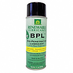 Penetrating Lube, Bio, 16 oz, Net 11 oz