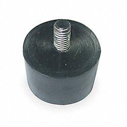 Vibration Isolator, 165 Lb Max, M10 x 1.50